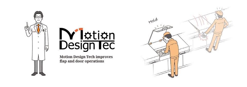 Motion Design Tech